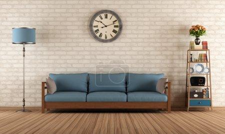 soggiorno vintange<br>