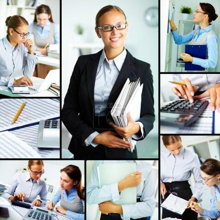 Donne sul lavoro <br>