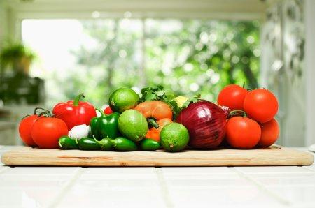 Ingredienti di salsa