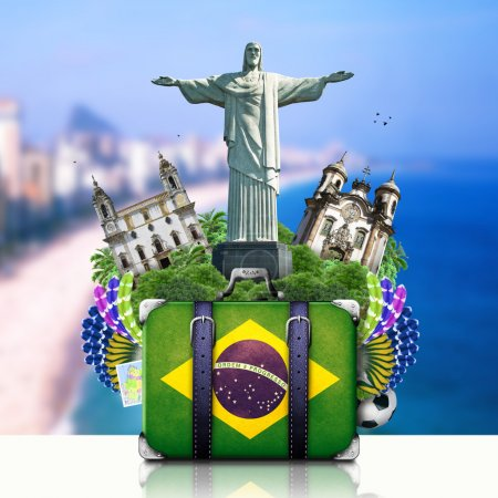 Brasile, Brasile punti di riferimen...