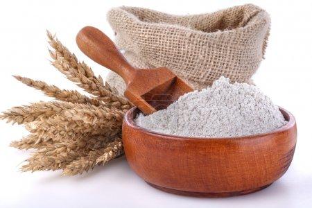 Farina di frumento integrale