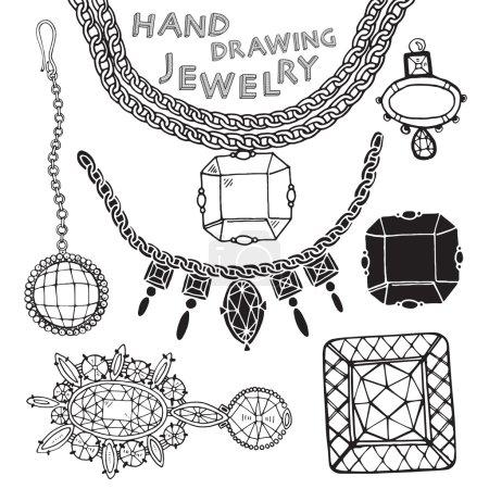 collezione di gioielli