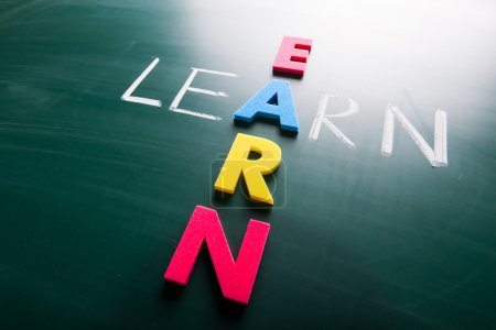 Imparare e guadagnare, parole conce...