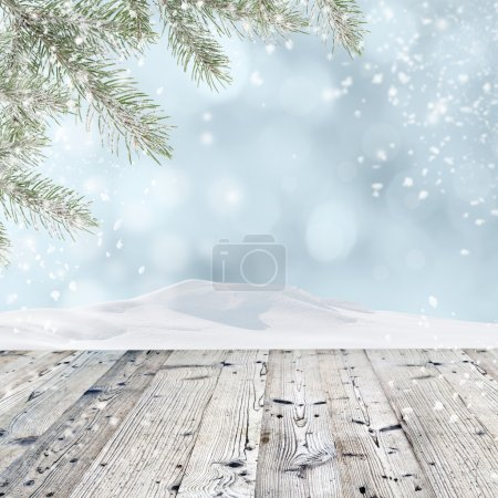 sfondo invernale<br>