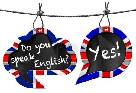 Parli inglese - Due bolle di discor...