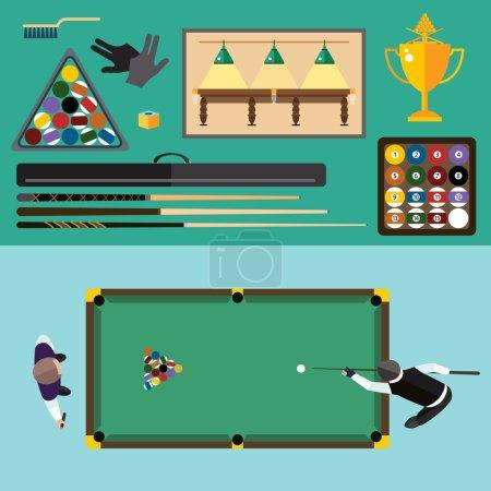 Ipastock giocatori e accessori di gioco di biliardo for Gioco di piscine