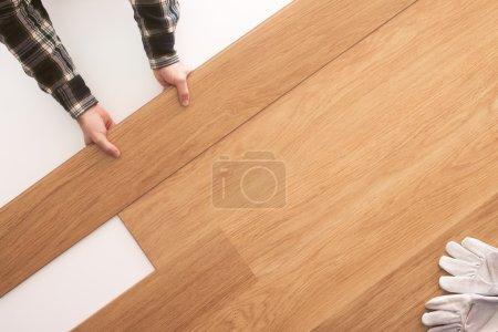 Pavimenti in legno installazione a ...