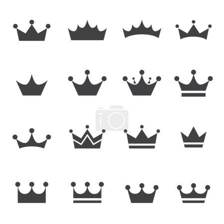 icona di corona<br>