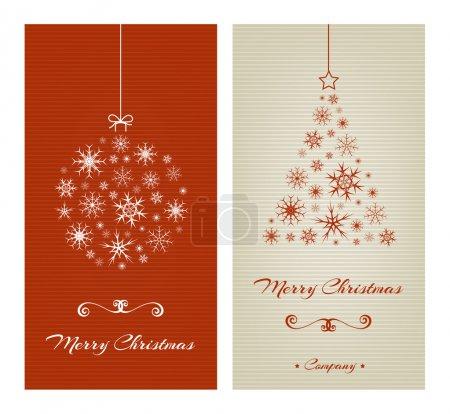 Cartoline di Natale si sposano con ...