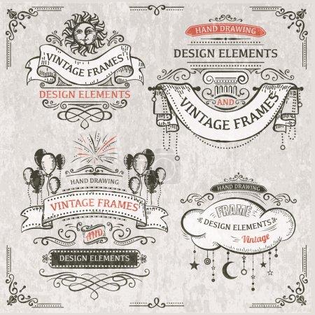 Ipastock cornici d 39 epoca con elementi di design for Elementi di design
