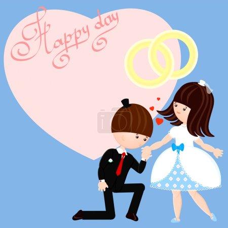 Amore felice giorno<br>