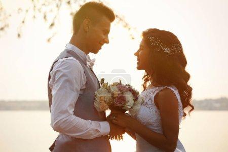 coppia bella sposa<br>