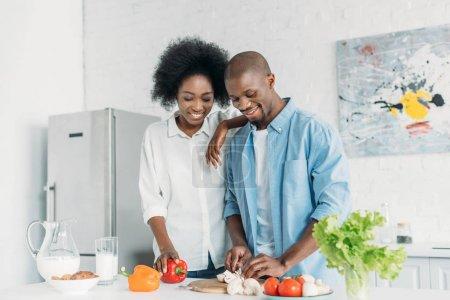 ritratto di cucina afro-americana c...