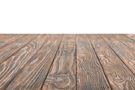 sfondo in legno a strisce marrone s...