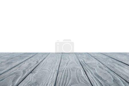 materiale in legno rigato grigio su...