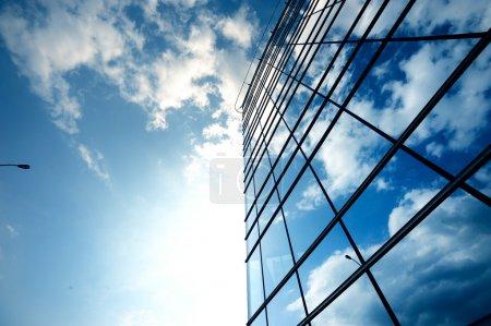edificio moderno<br>