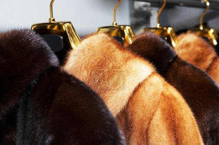 cappotti di pelliccia donna ricca