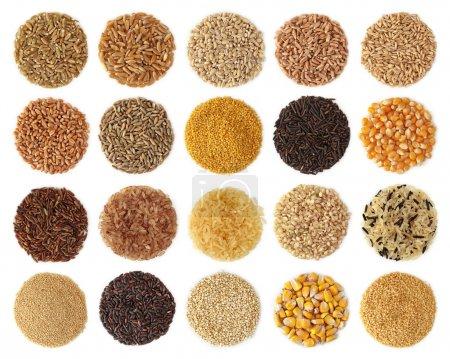 Raccolta di cereali