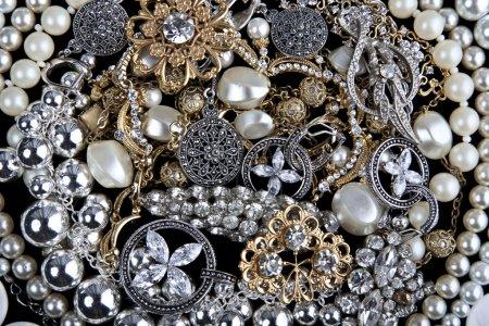 sfondo di gioielli<br>