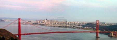 Golden Gate Bridge e San Francisco ...