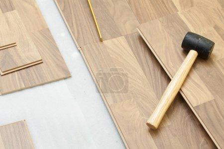 Pannelli di legno laminato