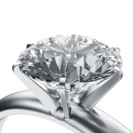 anello di diamanti<br>