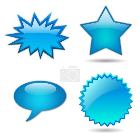 Ipastock elementi di vetro di design for Elementi di design