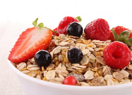 Cereali e frutta <br>